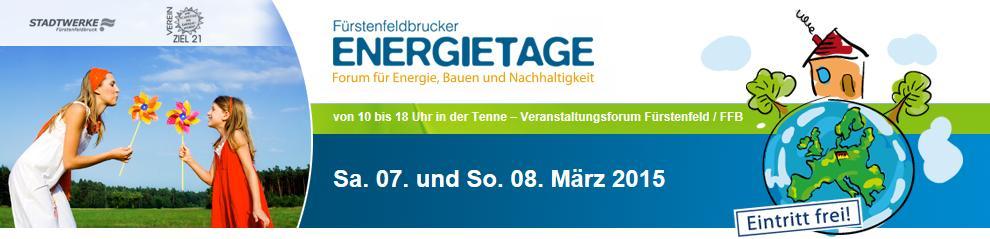Energietage Fürstenfeldbruck