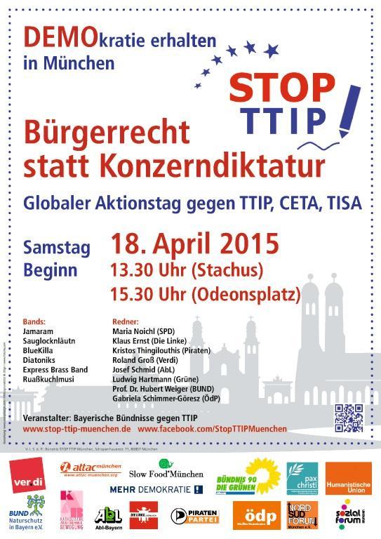 Stopp TTIP