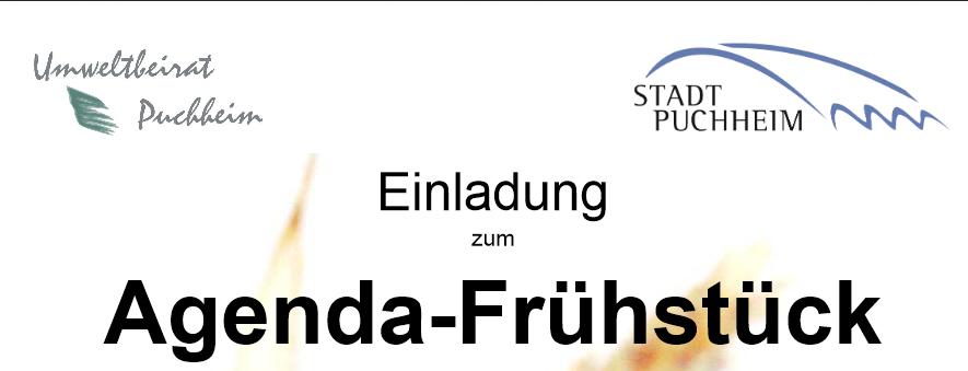 Agendafrühstück Puchheim
