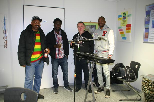 Shumbaband: Funky New African Music