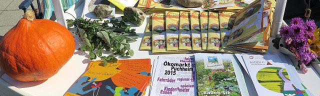 Ökomarkt Puchheim 2016