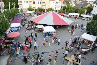 Bürgerfest am Viehmarktplatz (2013)