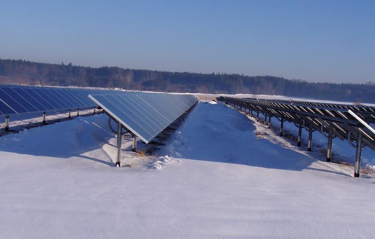 Solarstrom aus Schwifting