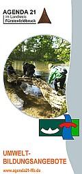 Umweltbildungs-Flyer