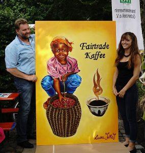 Fairtrade Grossbild Groebenzell